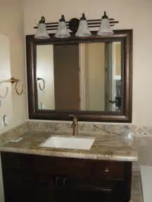 framed bathroom mirrors ideas bathrooms framed vanity mirrors useful reviews of shower