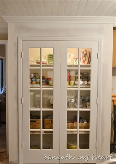 kitchen pantry doors ideas pretty and practical pantry doors 5 ideas robinson