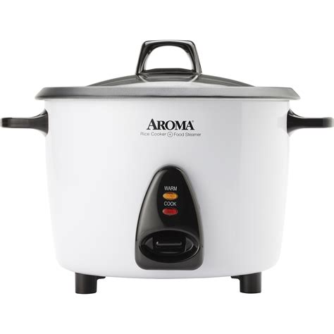 Rice Cooker aroma 6 cup pot style rice cooker walmart