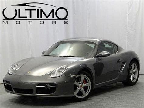 best car repair manuals 2008 porsche cayman windshield wipe control sell used 30k miles manual leather one owner upgraded wheels gray autoamerica in grand prairie