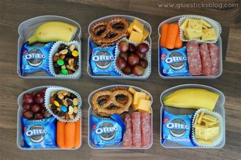 7 Safe Ideas For School Snack Time by Use Sandwich Containers For Snacks For The Park Or Road