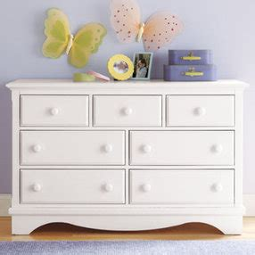 White Childs Dresser by Dressers 7 Drawer White Walden Dresser White 7 Drawer Walden Dresser By The Land Of