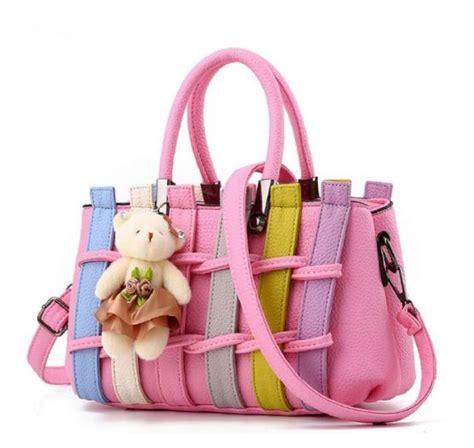 Tas Wanita Import Pink 2 tas fashion wanita import kode t2 272 pink