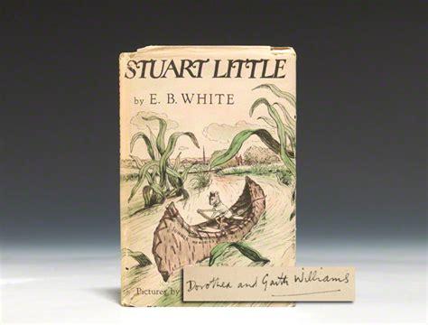 stuart book pictures stuart edition signed e b white