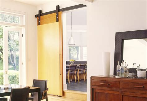 Dining Room Sliding Doors 25 Diverse Dining Rooms With Sliding Barn Doors