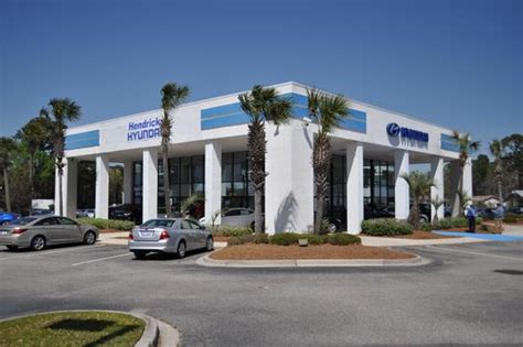 hyundai hendrick hendrick hyundai charleston sc 29407 car dealership