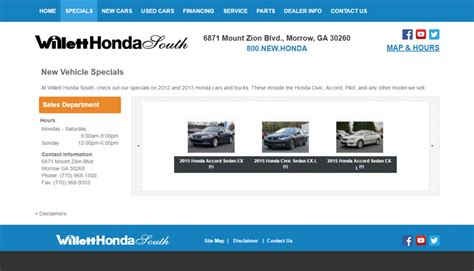 Willet Honda by Willett Honda South Increases Reviews By 641