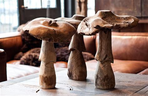 Good Table De Bois Brut #13: Champignons-deco-bois-woon-theater.jpg