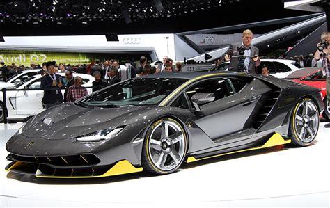 Lamborghini Founder Lamborghini S Birthday Gift To The Founder Ferruccio