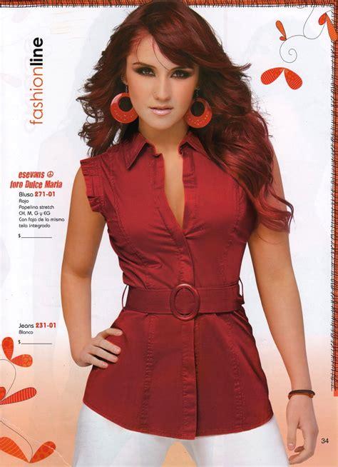 imagenes de blusas rojas blusas rojas para fiesta