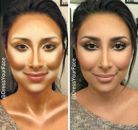 Contour Makeup how to contour your trusper