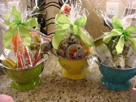 Baby Shower Gift Basket Ideas For Guests - shower prizes on pinterest