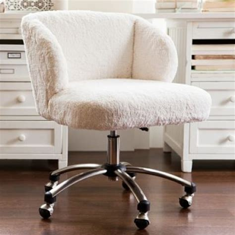 Fuzzy Desk Chair by I This Really Desk Chair Bedroom Chairs Desk Chair And