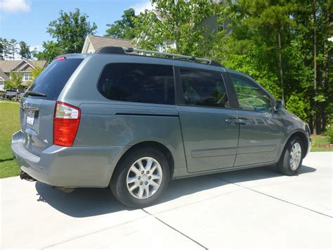 2007 Kia Sedona Reviews 2007 Kia Sedona Pictures Cargurus