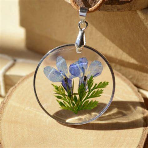 epoxy jewelry aliexpress buy flyleaf handmade epoxy flower