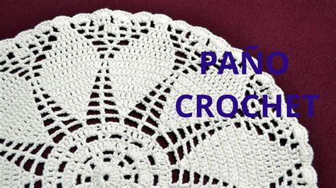 paso a paso pa 241 o redondo en tejido crochet tutorial paso a paso youtube