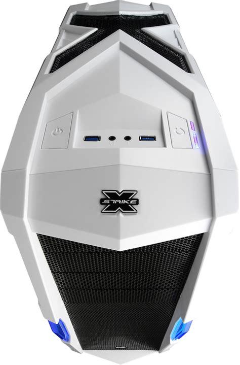 Casing Aerocool Strike X Xtreme White 1 aerocool strike x xtreme white edition en52049 t s bohemia