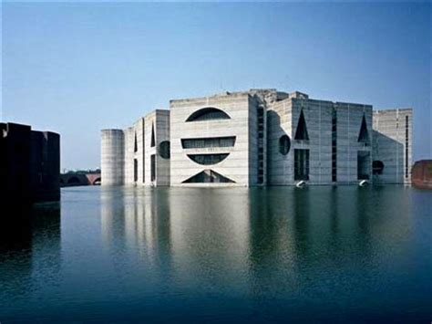 famous architects and their work national assembly building jatiyo sangsad bhaban 01