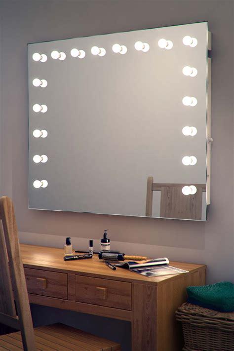 illuminated mirrors makeup makeup  dressing room
