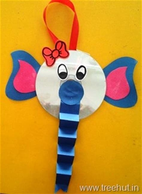 animal letter quot u quot paper crafting craft supplies stick figures 5 treehut in