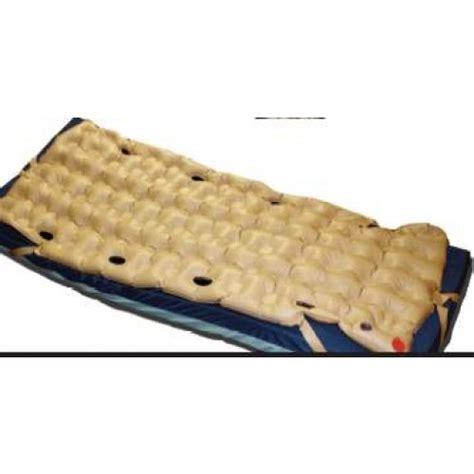 waffle econo care plus mattress overlay 76 l x 34 w x 3 inch 1025ec