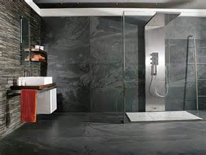 Slate Bathroom Ideas 3 Popular Uses Of Natural Slate Tile Tilestores Net