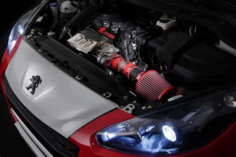 peugeot rcz engine peugeot rcz r bimota special edition unveiled forcegt