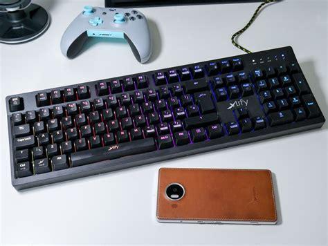 Keyboard Xtrfy xtrfy k2 is a killer rgb keyboard with a few unfortunate flaws windows central