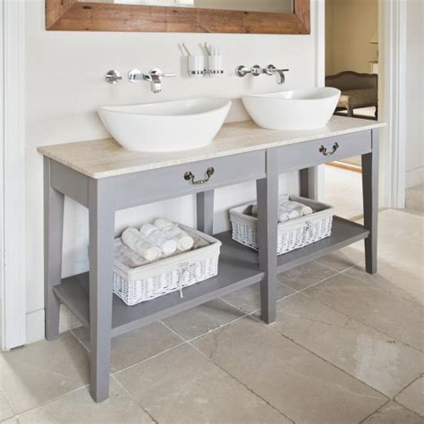 bathroom console tables converted twin washstand bathroom storage ideas