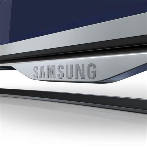 Tv Samsung F8000 samsung 46 inch f8000 led smart hd tv 3d model max obj 3ds fbx cgtrader