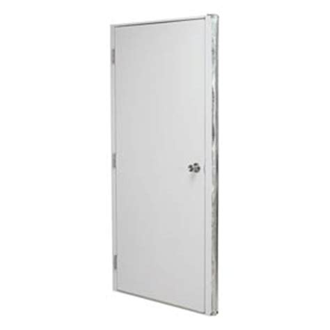 Insulated Exterior Doors A J Pre Hung Insulated Universal Swing Doors Farmtek