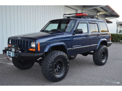 Where Are Jeep Cherokees Built Jeep Sport 4wd Xj 2001 Jeep Sport 4x4