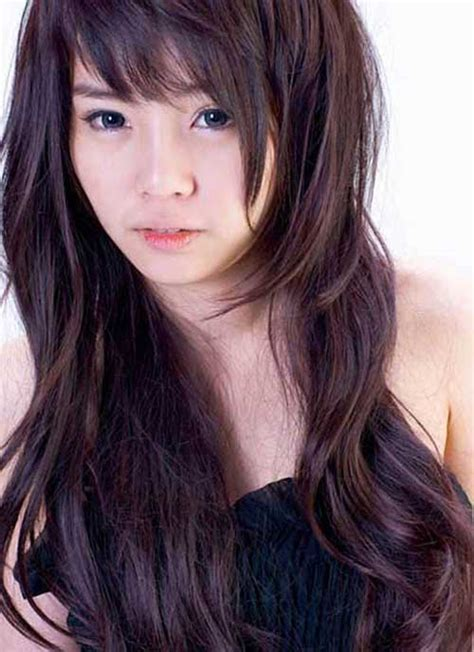 Hairstyle 2017 Asian by 25 Asian Hairstyles For Hairstyles Haircuts