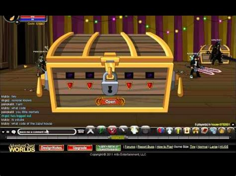 coding house zazul house and code in aqworlds youtube