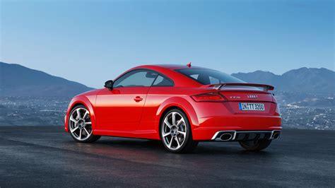 Technische Daten Audi Tt Rs by Audi Z 252 Ndet Die 400er Stufe Neuer Audi Tt Rs Und Tt Rs