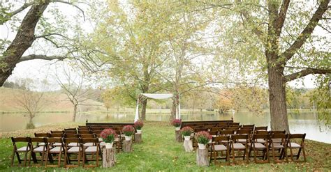 wedding venues in fredericksburg virginia with reviews big spring farm a refined barn and estate wedding venue