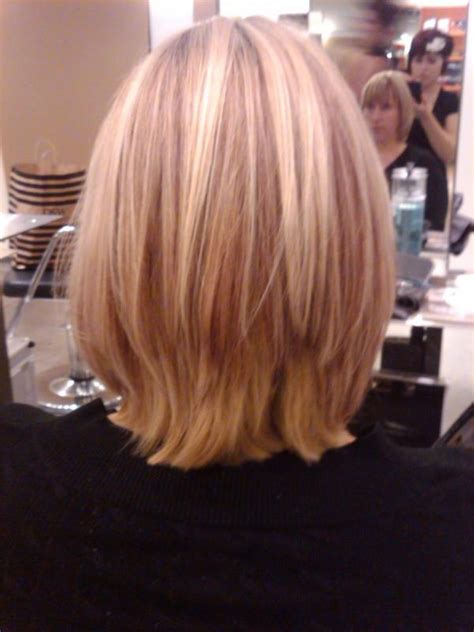 lowlights for blondes red blonde highlights with violet red lowlights new