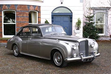 vintage bentley and vintage wedding cars vintage bentley s2