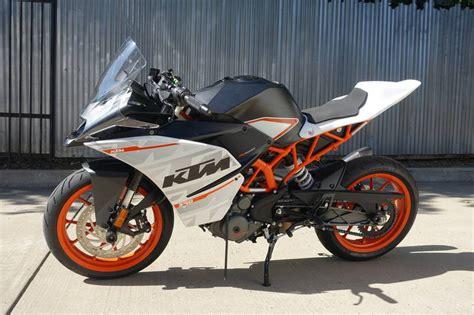 Ktm Motorcycle 2015 Ktm Rc390 390 Motorcycle From Dallas Tx Today Sale