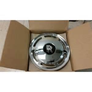 Rolls Royce Hubcaps For Sale Rolls Royce Replacement Chrome 15 Inch Hubcaps All Models