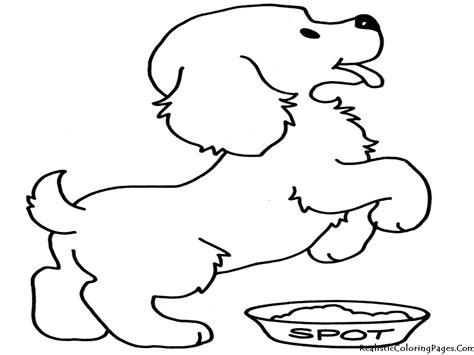 coloring pages of realistic dogs realistic coloring pages dogs gekimoe 37965