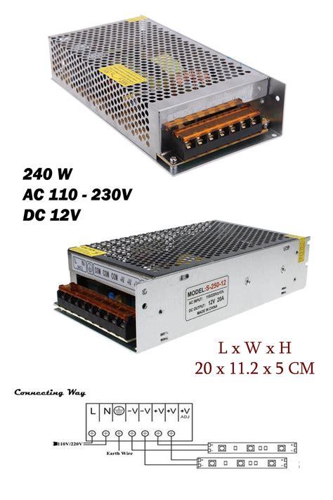 led light strips power supply led light mr16 led driver power supply transformer