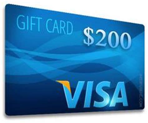200 Visa Gift Card - 200 visa gift card sweepstakes