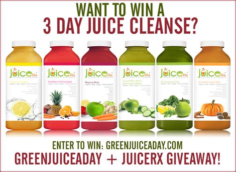 3 Day Green Juice Detox by My 3 Day Juice Cleanse Experience Giveaway Green Juice