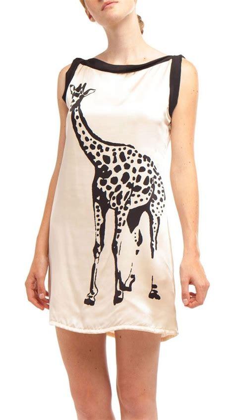 Dress Giraffe pin giraffe print dress for on