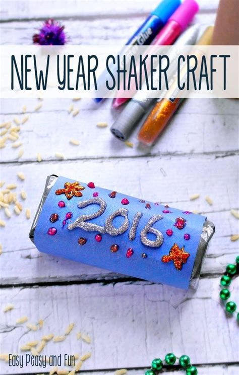 new year craft ideas for babies new year s rice shaker craft