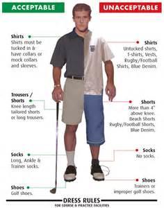 dress code for dress code crookhill park golf club