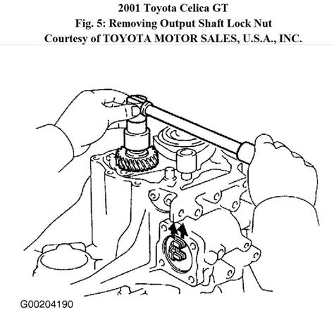 2000 toyota celica gts parts engine diagram and wiring
