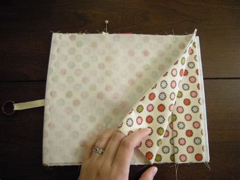 fabric book cover tutorial a case of the crafties