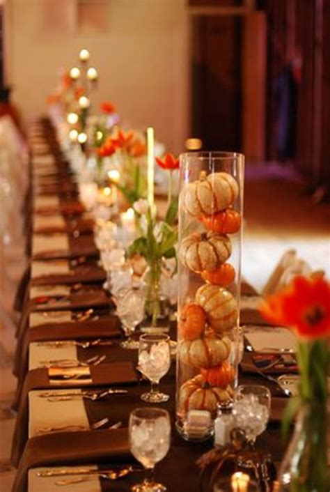 simple inexpensive fall table decorations 31 days of fall 20 easy fall centerpiece ideas